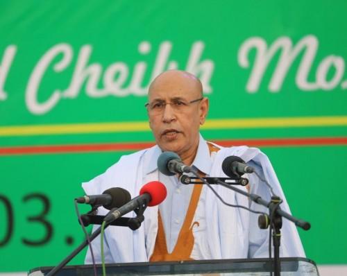 """تعرف على الرئيس الموريتاني المرتقب """"محمد ولد الشيخ الغزواني"""""""