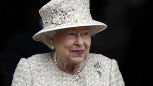 الفئران تهز عرش الملكة إليزابيث