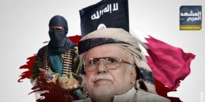 أحمد مساعد.. تاريخ أسود من دعم الإرهاب ومحاربة الجنوب (انفوجرافيك)