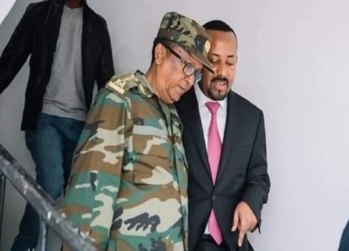 عاجل.. مقتل الجنرال العسكري المدبر للانقلاب العسكري الفاشل بإثيوبيا