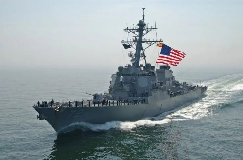 مجددًا.. أمريكا ترسل 3 سفن حربية إلى الشرق الأوسط