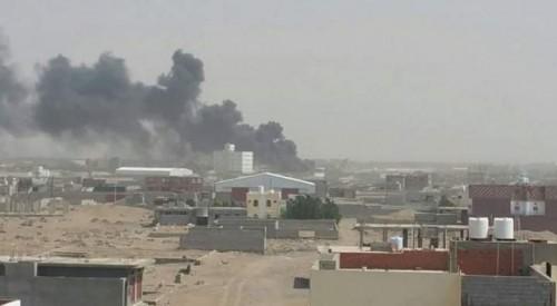 قصف حوثي مكثف على مواقع القوات المشتركة في الدريهمي بالحديدة