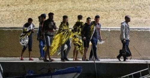 المحكمة الأوروبية لحقوق الإنسان تطلب معلومات من إيطاليا بشأن مهاجرين غير شرعيين
