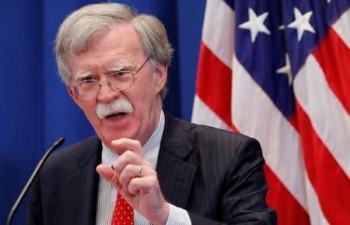 بولتون: الطريق مفتوح أمام إيران للتفاوض مع أمريكا