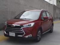 JAC الصينية تغزو الأسواق بسيارة جديدة مميزة