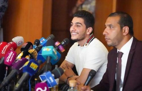 محمد عساف: أنوي إعادة تراث الفنان عبد الحليم حافظ