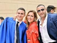 نجل أحمد السقا يحتفل بعيد ميلاد والدته (صور)