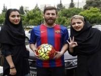 ميسي الإيراني يغتصب 20 سيدة