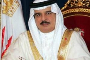 عاهل البحرين يتلقى رسالة من الرئيس الأمريكي