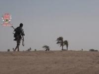 العمالقة تتصدى لهجوم حوثي في الجبلية وقتلى بصفوف المليشيات
