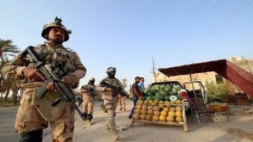 مقتل ضابط وإصابة 4 من منتسبي القوات الأمنية العراقية بتفجير عبوة ناسفة