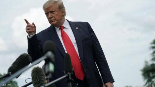 ترامب يهدد لأول مرة بمحو إيران