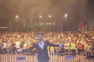 أحمد جمال يوجه رسالة لجمهور فلسطين