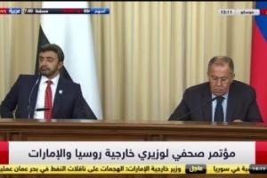 وزير خارجية الإمارات: سنعمل مع الأمم المتحدة للوصول إلى حل سياسي في اليمن