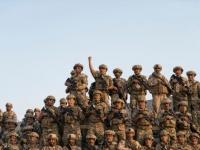 """بالصور..محمد بن زايد وملك الأردن يشهدان التمرين العسكري المشترك """"الثوابت القوية1"""""""