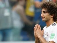 عمرو وردة يثير الجدل قبل مباراة مصر والكونغو
