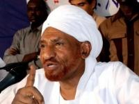 """""""المهدي"""": إضرابات السودان ستؤدي إلى استقطاب الجماعات الإرهابية"""