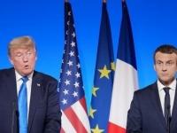 ماكرون يدعو إلى محادثات دولية لتخفيف التصعيد بين أمريكا وإيران