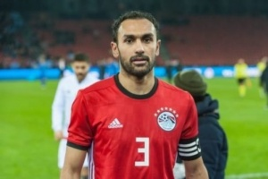 المحمدي يحرز الهدف الأول لمنتخب مصر في مرمى الكونغو