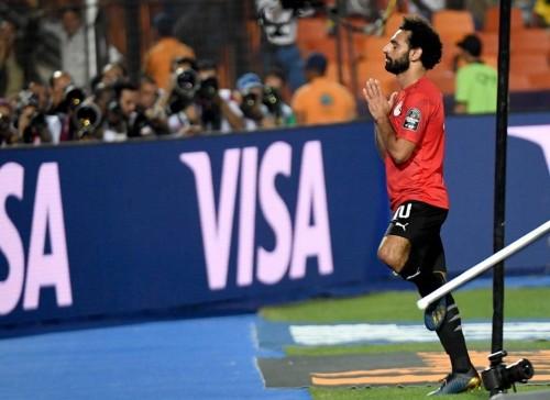 فوز مصر بهدفين في مواجهة الكونغو
