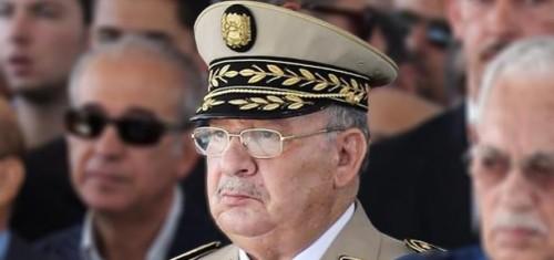 رئيس الأركان الجزائري يدعو شعبه لتفهم قرارات الجيش