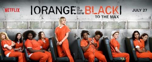 نتفليكس تطرح إعلان الموسم الثامن لمسلسل Orange Is the New Black