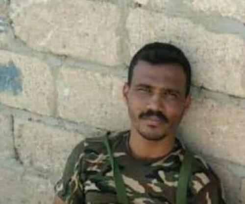 """استشهاد قائد """"كتائب الشوبجي"""" منيف رزاز في معارك مع الحوثيين بالضالع (صورة)"""