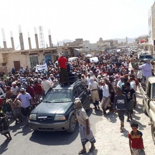 غالب: سقطرى تواصل التصعيد والاحتجاجات