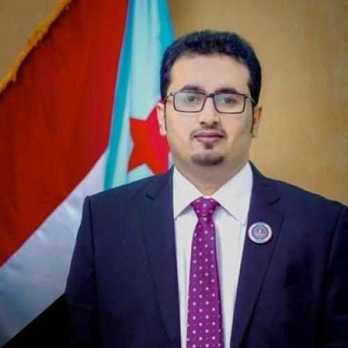 العولقي: سقطرى تنتفض تأييداً للمجلس الانتقالي والقوات الجنوبية والتحالف