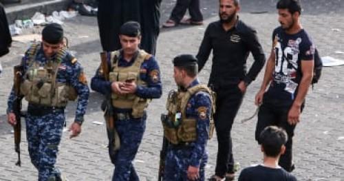 إصابة 18 شخصا في انفجار عبوة ناسفة بالعراق