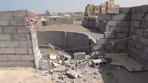 استمر لساعات.. قصف مدفعي حوثي على قرى وأحياء والتحيتا جنوب الحديدة