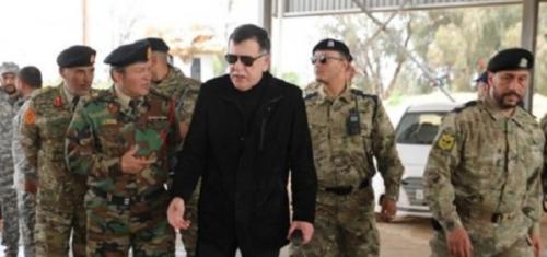 البرلمان الليبي يدين انتهاكات المليشيات بمدينة غريان