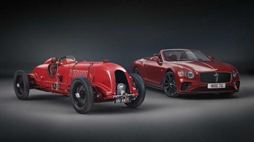 Number 1..بينتلي تطرح نسخة جديدة من طراز Continental GT