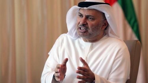 قرقاش يُفاجئ قطر بتصريحات عن تيليرسون