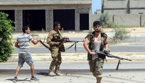 الجيش الليبي: المليشيات نفذت إعدامات جماعية في غريان