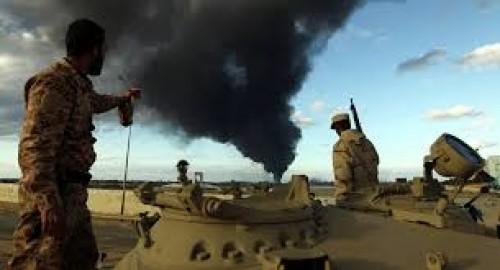أمجد طه يُبشر بمحاصرة الإرهابيين الأتراك في ليبيا