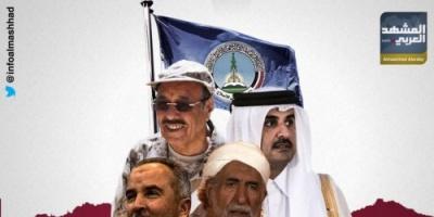 حزب الإصلاح.. ذراع قطر الإرهابي لتخريب اليمن (إنفوجراف)