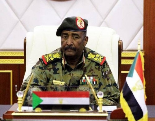 """""""البرهان"""": نحن باقون مع الشعب وسنتعاون لبناء سودان جديد"""