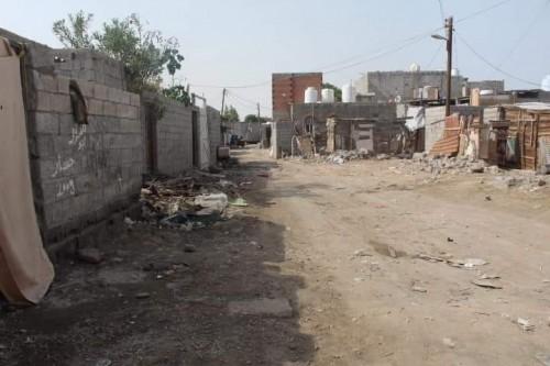 السلطة المحلية في مديرية خورمكسر توضح أسباب تلوث مياه حي العريش