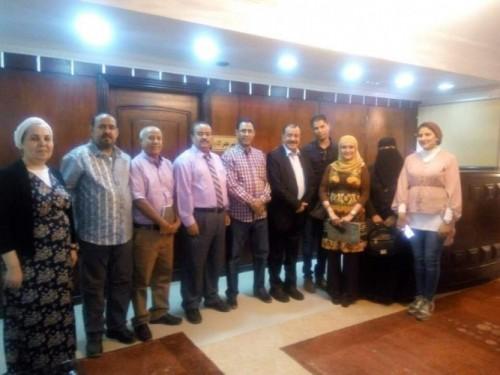 اتفاقية جديدة بين الانتقالي الجنوبي والمعهد العربي للتدريب المتطور