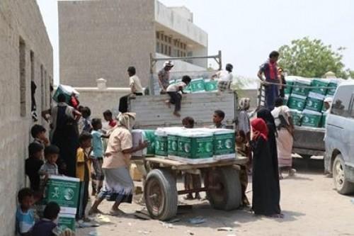 جهود السعودية الإغاثية.. مشروعات تنموية تكافح العدوان الحوثي