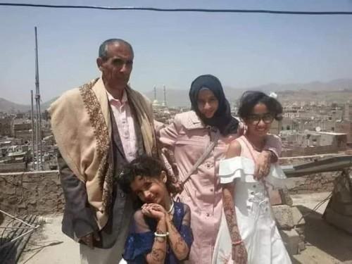 لغسل يدها من الجريمة.. مليشيا الحوثي تنتزع اعترافات جديدة من قاتل بناته الثلاث