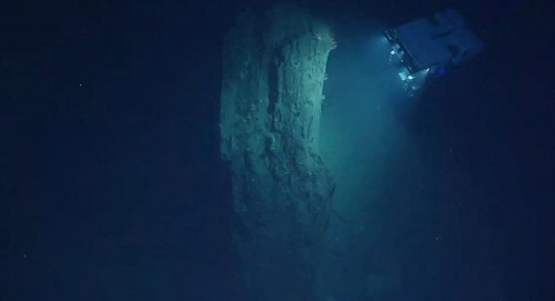 اكتشاف أكبر خزان للمياه العذبة تحت المحيط الأطلسي