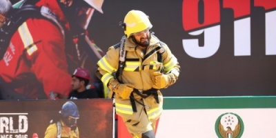 مصرع رجل إطفاء إماراتي أثناء إطفاء حريق بدبي