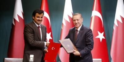 """هاشتاج """"تركيا تتجسس على قطر"""" يجتاح تويتر.. فما السبب؟"""