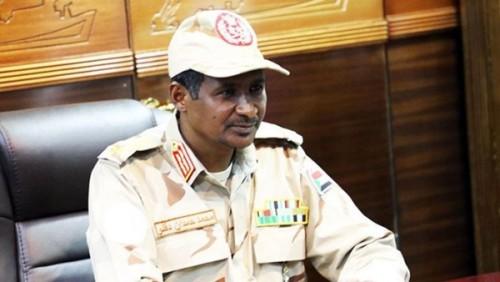 دقلو: لا صحة لضلوع قوات الأمن السوداني في قتل المحتجين