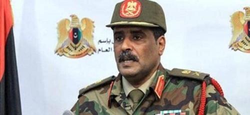 الجيش الليبي: حال اعتقال أي شخص تركي فسيصدر بيان رسمي لتوضيح الموقف