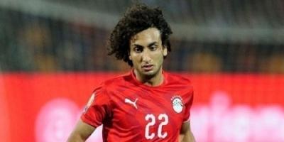 """هاشتاج """" وردة مش  ملاك """" يغزو تويتر لدعم لاعب المنتخب المصري"""
