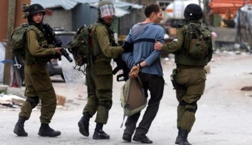 الاحتلال الإسرائيلي يعتقل فلسطينيًا من عانين غرب جنين