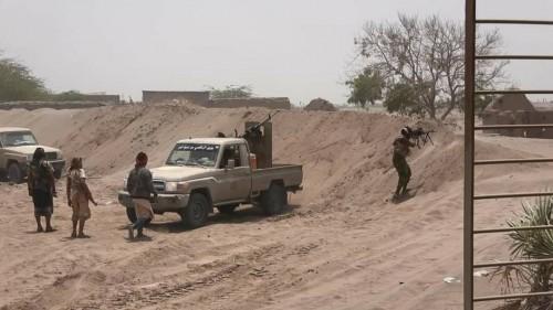 القوات المشتركة تكبد المليشيات خسائر فادحة شمال مديرية حيس